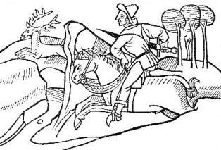 fabel der esel und das pferd